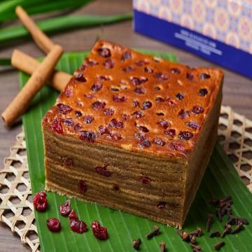Kueh Lapis (Cranberry)