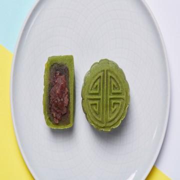 Japanese Matcha Greentea w Azuki Bean Snowskin